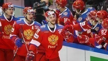 Стал известен расширенный состав сборной России напоследний этап Евротура