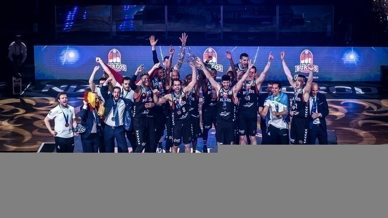 «Сан-Пабло Бургос»— победитель Лиги чемпионов. Фото Twitter