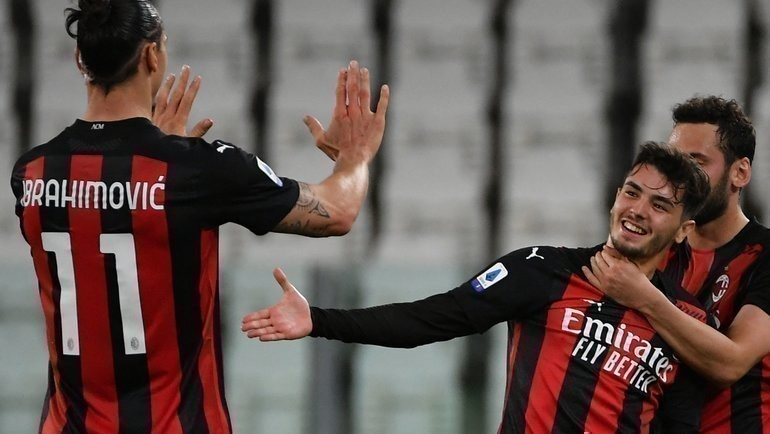 «Ювентус»— «Милан»— 0:3. Фото Reuters