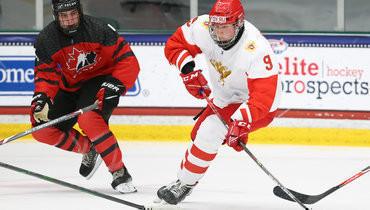 Игрок юниорской сборной России Свечков перешел из «Лады» вСКА