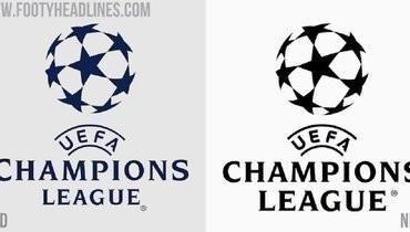УЕФА может обновить логотип Лиги чемпионов перед новым сезоном