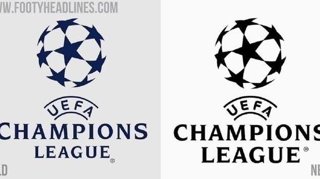 Возможные изменения в логотипе. Фото Сайт Footy Headlines