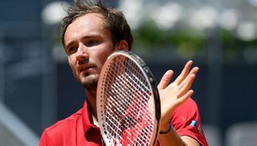 Медведев прокомментировал поражение на турнире ATP в Мадриде