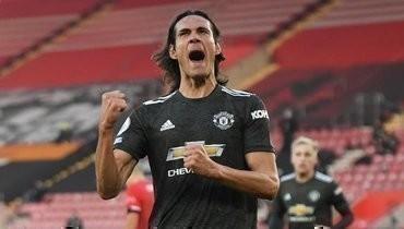 Кавани официально продлил контракт с «Манчестер Юнайтед» нагод
