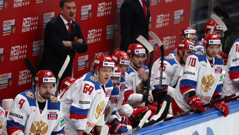 Каким будет состав сборной России? Фото Александр Федоров, «СЭ» / Canon EOS-1D X Mark II