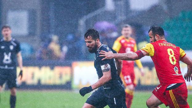 «Арсенал»— «Рубин»: казанцы отыгрались с0:2, победили иостались начетвертом месте. Фото ФК «Рубин»
