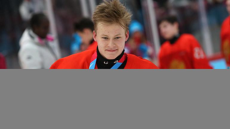 Матвей Мичков. Фото ФХР.
