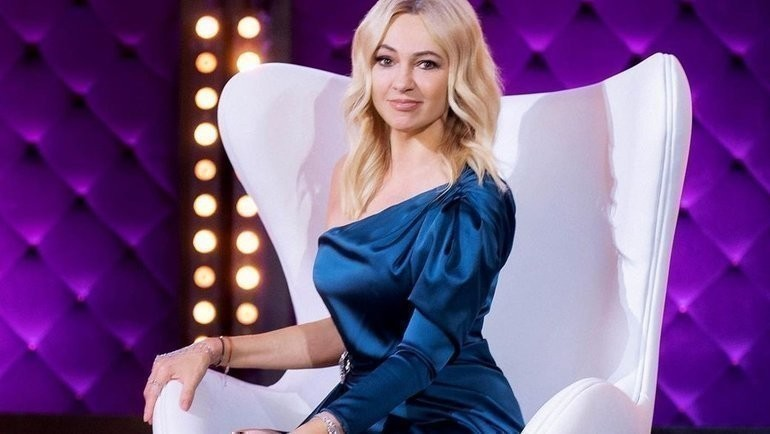 Яна Рудковская. Фото Instagram