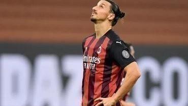 Ибрагимович пропустит матчи против «Торино» и «Кальяри»