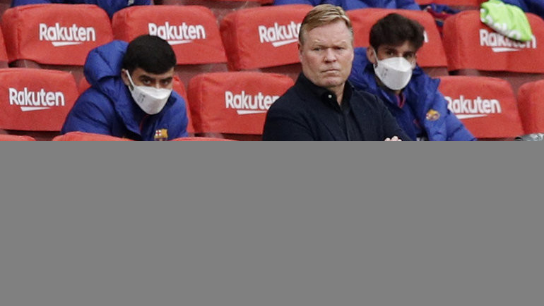 Роналд Куман. Фото Reuters