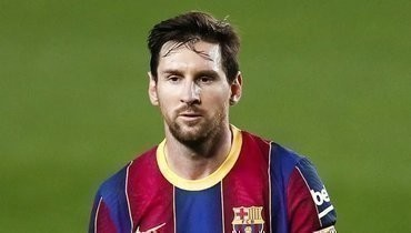 Месси и «Барселона» начали переговоры оновом контракте