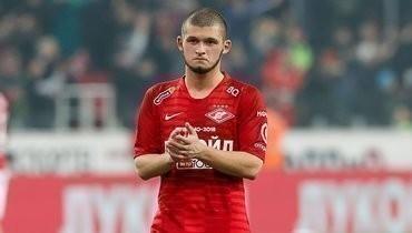 «Спартак» пожелал удачи Гулиеву вновом клубе