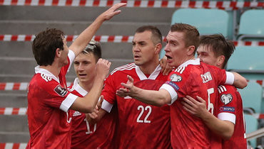 Сборная России назвала расширенный состав для подготовки кчемпионату Европы-2020.