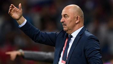 Черчесов ответил навопрос оцелях изадачах сборной России начемпионате Европы