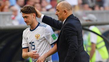 Черчесов оценил первый сезон Миранчука вчемпионате Италии