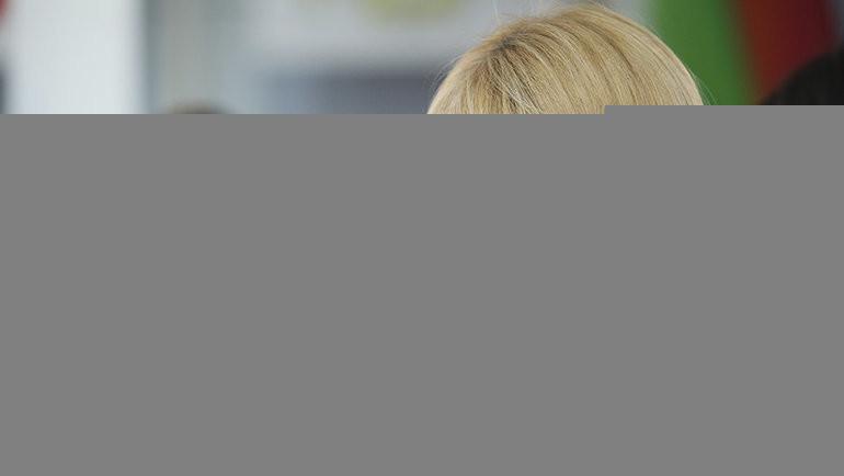 "Светлана Журова. Фото Александр Казаков/""Известия"""
