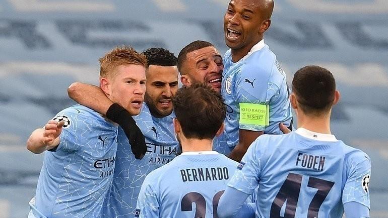 «Манчестер Сити» стал чемпионом Англии. Фото AFP