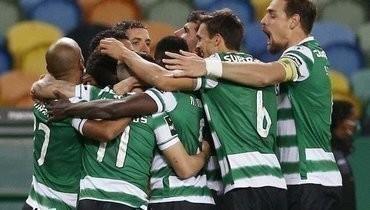 «Спортинг» стал чемпионом Португалии впервые с2002 года
