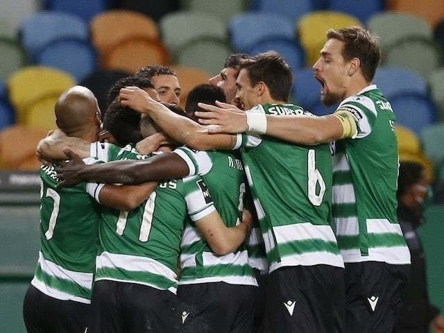 «Спортинг»— чемпион Португалии. Фото Reuters