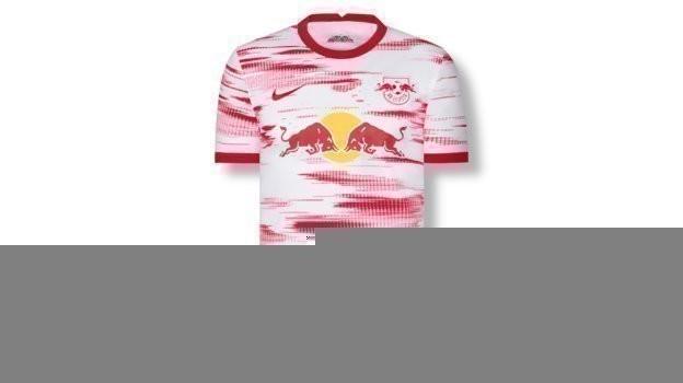 Домашняя форма «Лейпцига» насезон-2021/22. Фото ФК «Лейпциг»