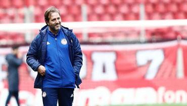 Агент Мартинша прокомментировал информацию овозможном переходе тренера в «Спартак»