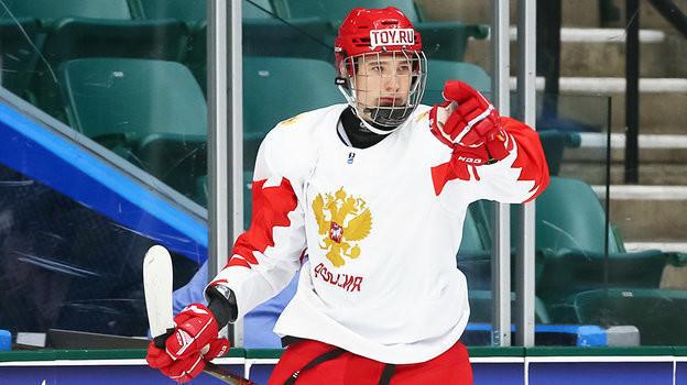 Федор Свечков, интервью нападающего СКА июниорской сборной России