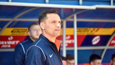 Остап Маркевич продлил контракт с «Мариуполем»