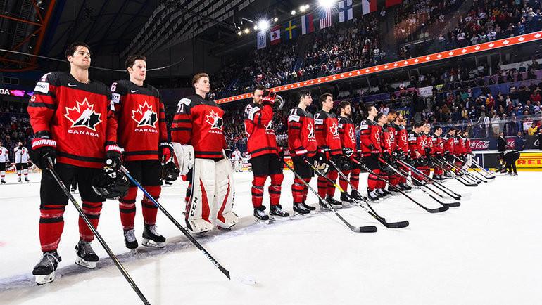 Сборная Канады назвала предварительный состав на чемпионат мира-2021. Фото IIHF