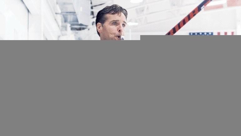 Дэвид Куинн. Фото ХК «Рейнджерс».