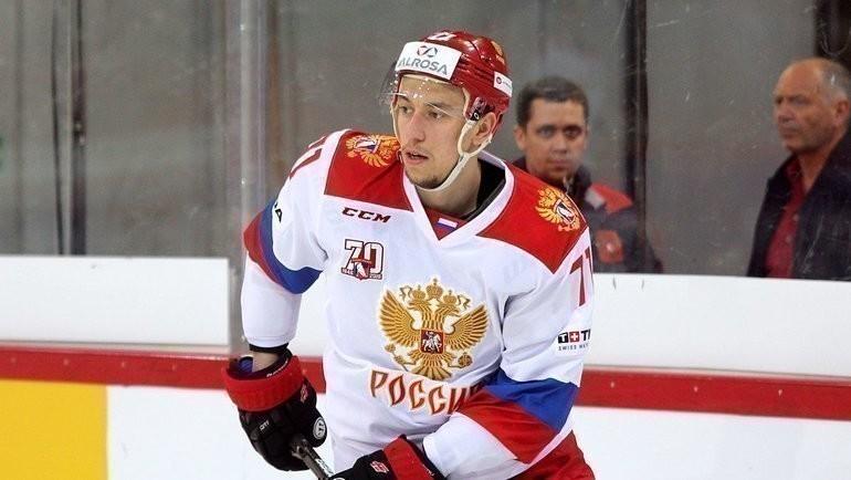 Антон Бурдасов. Фото ФХР.