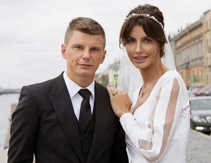 Андрей Аршавин и Алиса Казьмина. Фото Instagram