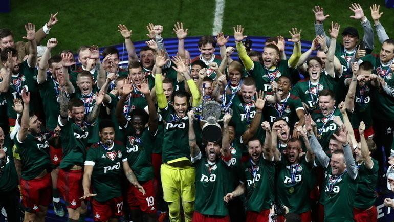 «Локомотив»— «Крылья»: первый трофей Николича вРоссии
