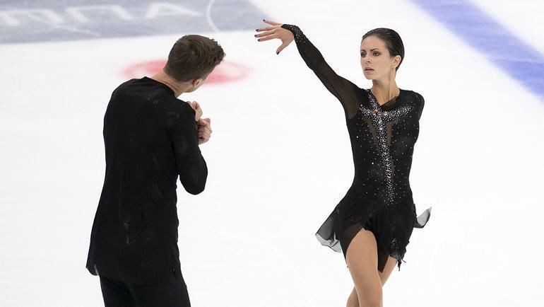 Наталья Забияко иАлександр Энберт. Фото Ксения Нуртдинова