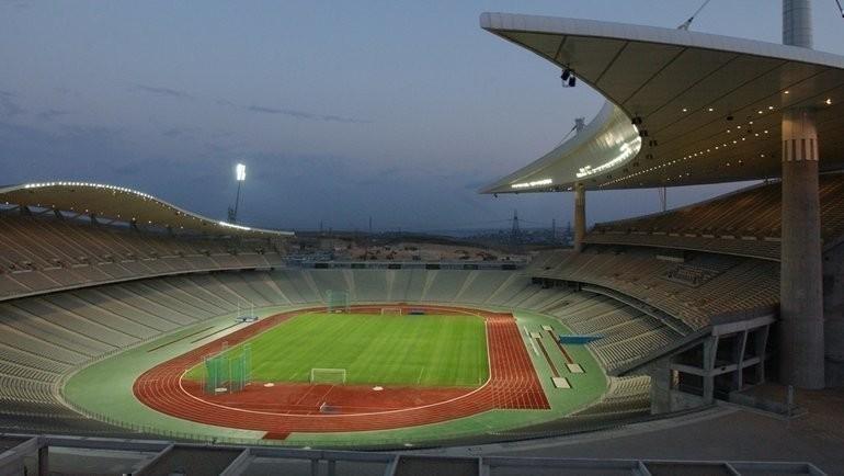 Олимпийский стадион вСтамбуле. Фото Официальный сайт арены