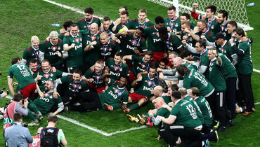 Миранчук опобеде «Локомотива» вКубке: «Всвоем стиле»