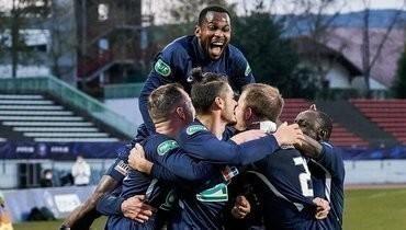 Головин: гол ипервый финал Кубка Франции с «Монако»