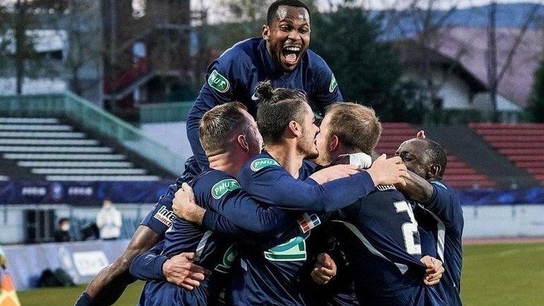 Напути Головина кКубку Франции стоит клуб изД-4. Творить чудеса ему непомешала даже пандемия иотмена матчей