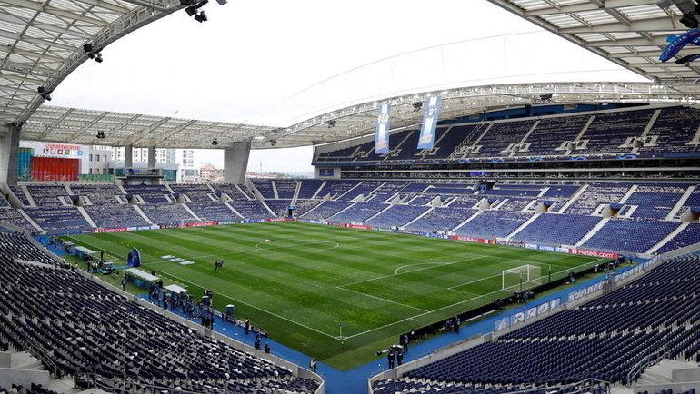 Стадион «Драгау». Фото Reuters