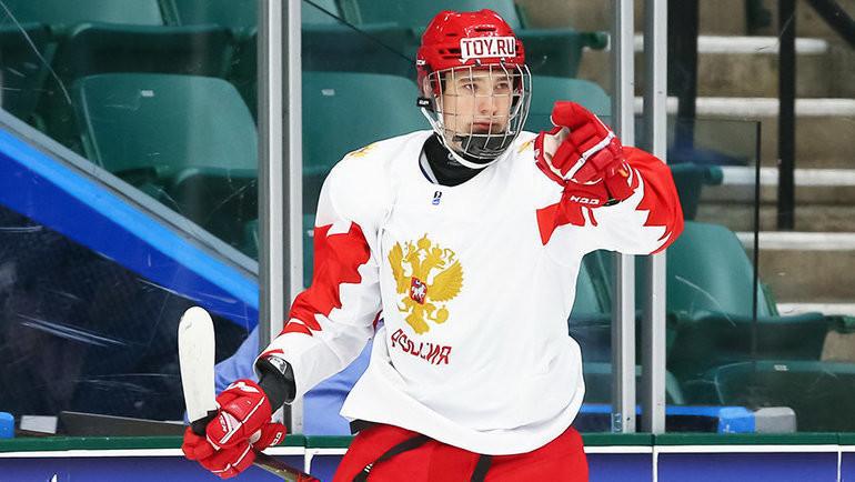 Федор Свечников. Фото IIHF