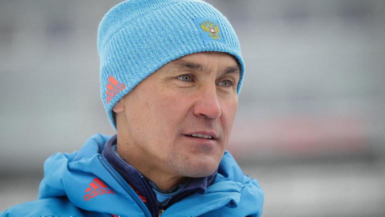 Сергей Башкиров. Фото СБР, biathlonrus.com