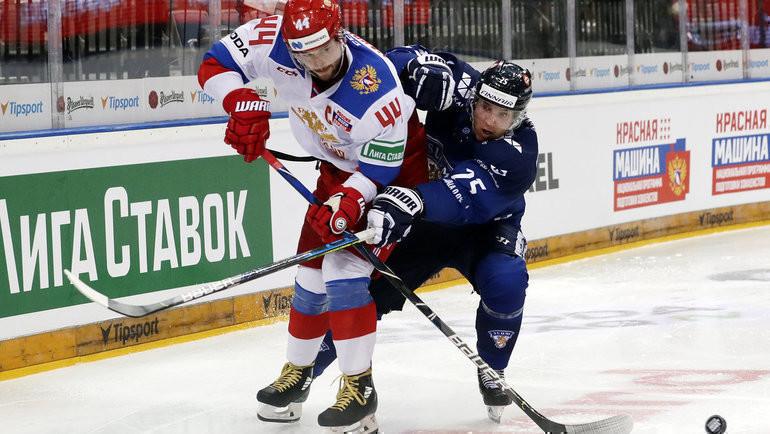 13мая. Россия— Финляндия— 1:4. Фото Reuters