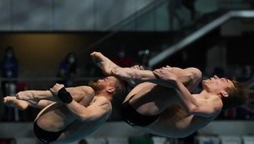Российские прыгуны вводу Кузнецов иШлейхер взяли серебро чемпионата Европы вБудапеште