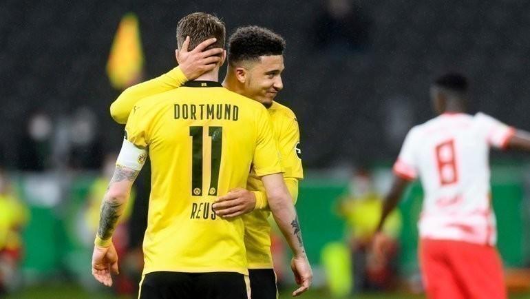 Дортмундская «Боруссия» стала обладателем Кубка Германии. Фото Twitter