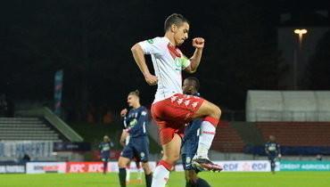 Гол Головина помог «Монако» выйти вфинал Кубка Франции