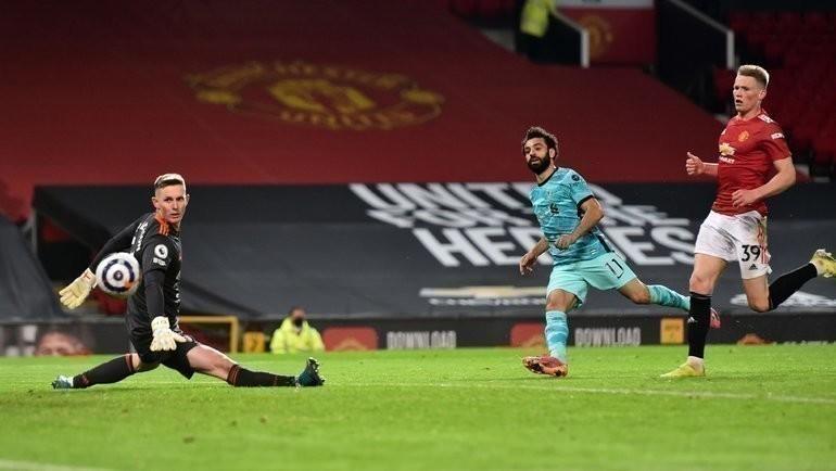 13мая. «Манчестер Юнайтед»— «Ливерпуль»— 2:4. Фото Twitter