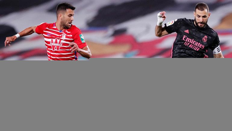 Рауль помог Зидану, «Реал» продолжает преследовать «Атлетико»