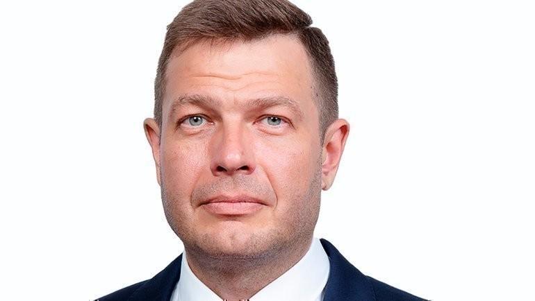 Медиадиректор «Спартака» Антон Фетисов. Фото ФК «Спартак»
