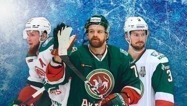 Альберт Яруллин, Стефан ДаКоста иАндрей Педан.