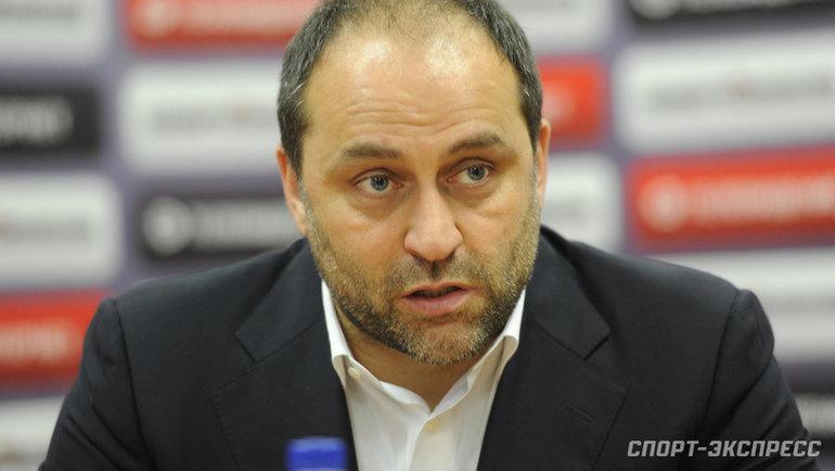 Дмитрий Свищев. Фото «СЭ»