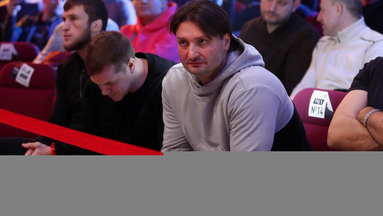 Сейчас Эдгарду Запашному больше нравится роль зрителя. Фото Федор Успенский, «СЭ» / Canon EOS-1D X Mark II